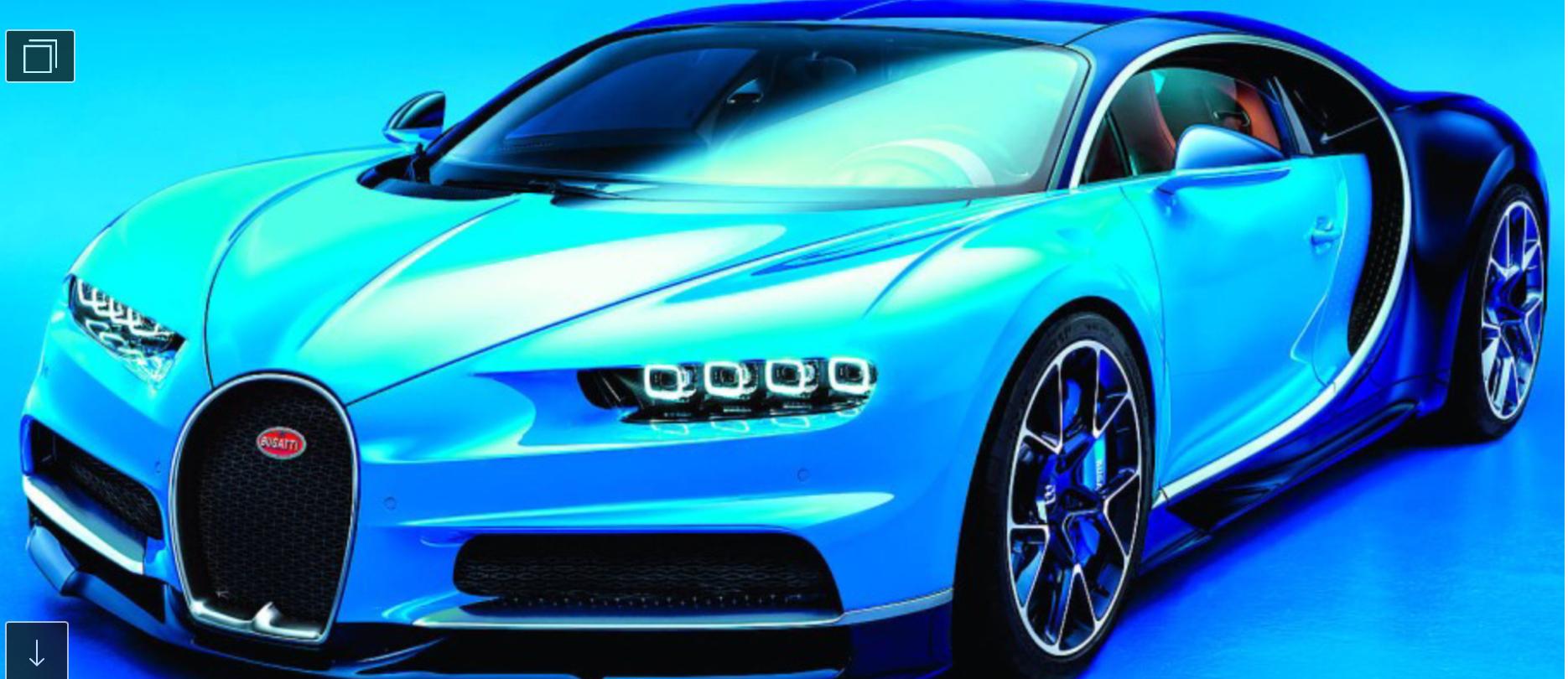 Ettore Bugatti 80% Rabatt mit Gutschein
