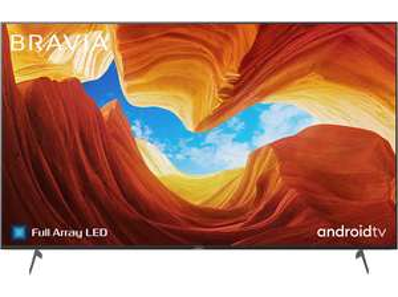 SONY KD-55XH9005 LED TV 55 Zoll 139cm 4K UHD SMART TV FALD für 789€ inkl. Versandkosten / auch in silber KD-55XH9077