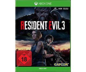 Gaming Sammeldeal z.B Resident Evil 3 (Remake)(Xbox One) [Mediamarkt Abholung]