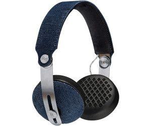 MARLEY EM-JH111-DN RISE, On-ear Kopfhörer Bluetooth Jeans [Mediamarkt Abholung]