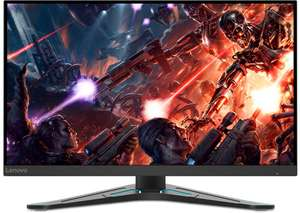 Lenovo G27q-20, Gaming-Monitor (27 Zoll) QHD, AMD Free-Sync, HDMI, 165Hz Panel