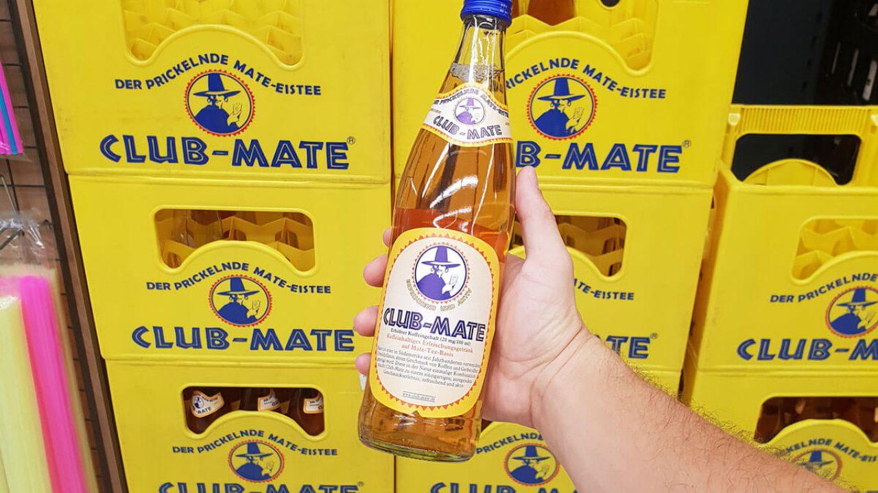 Club-Mate 20x0,5L für 13,99€ (+4,50 Pfand) bei Hol-Ab