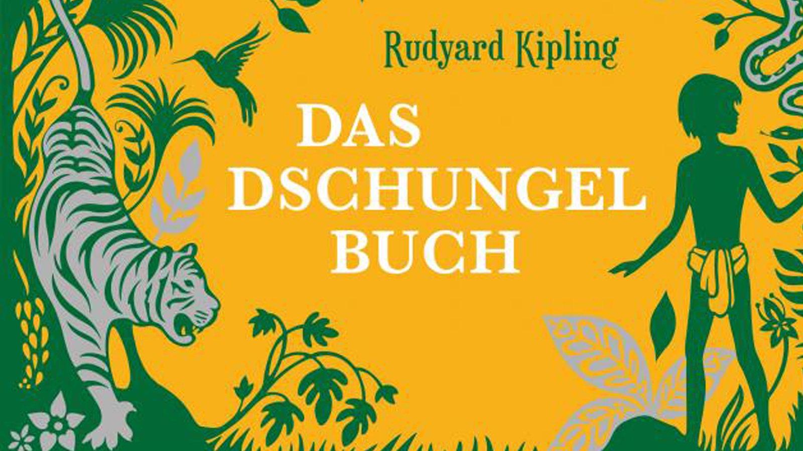 Das Dschungelbuch - Hörspiel Gratis Klassiker nach Rudyard Kipling