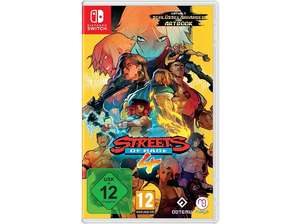 Streets Of Rage 4 [Switch, PS4] bei MM (Abholung) / Amazon