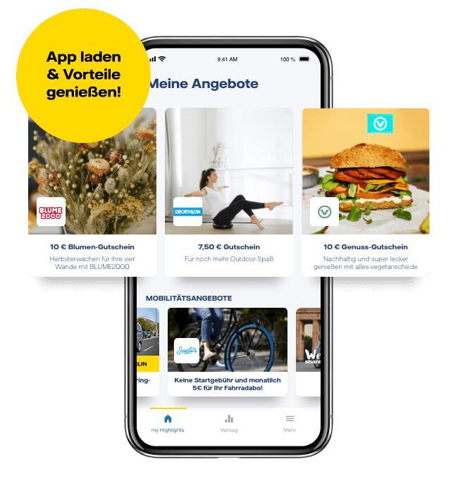 Vattenfall my Highlights (Web, App) Gutscheine für Dussmann (5 € ohne MBW)