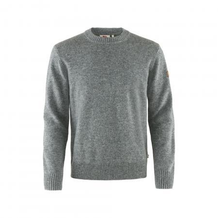 (Sport-Müller) Fjällräven Övik Round-neck Sweater Wollpullover