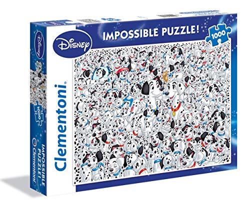 [Amazon Prime] Clementoni 39358.9 - Puzzle - Disney - Dalmatiner - 1.000 Teile
