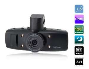 Full HD 1080P Dashcam / Car DVR GS1000B @Focalprice