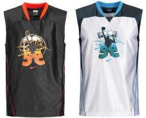 Nike Kinder Trikot Basketball Game für 3,33€ + 3,95€ VSK [SportSpar]