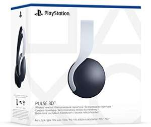 Sony Pulse 3D Wireless Headset PS5 Amazon Prime