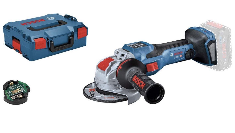 Bosch Professional GWX 18V-15 SC Akku-Winkelschleifer