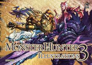 Monster Hunter Illustrations 3 - Artbook [Prime]