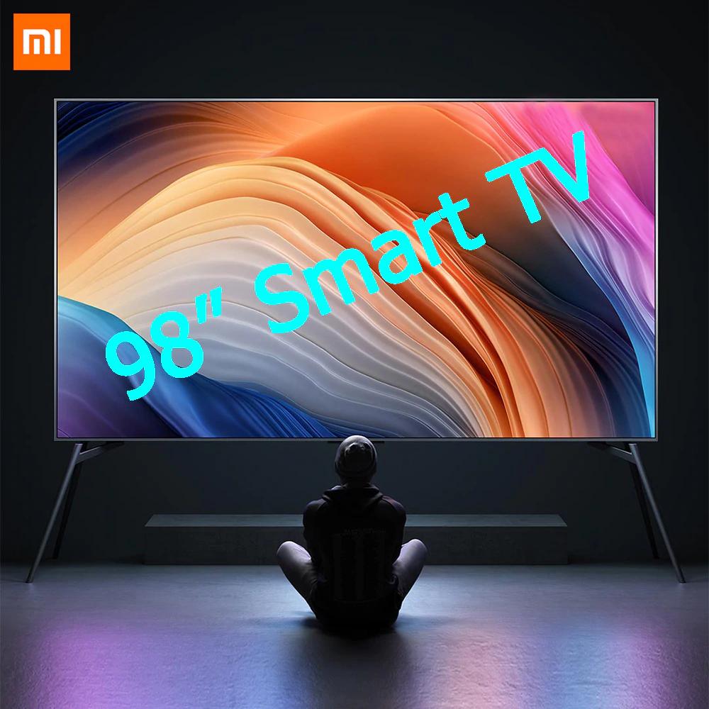 Xiaomi Redmi Max 98-Zoll Smart TV 4K HDR Auflösung 4GB + 16GB