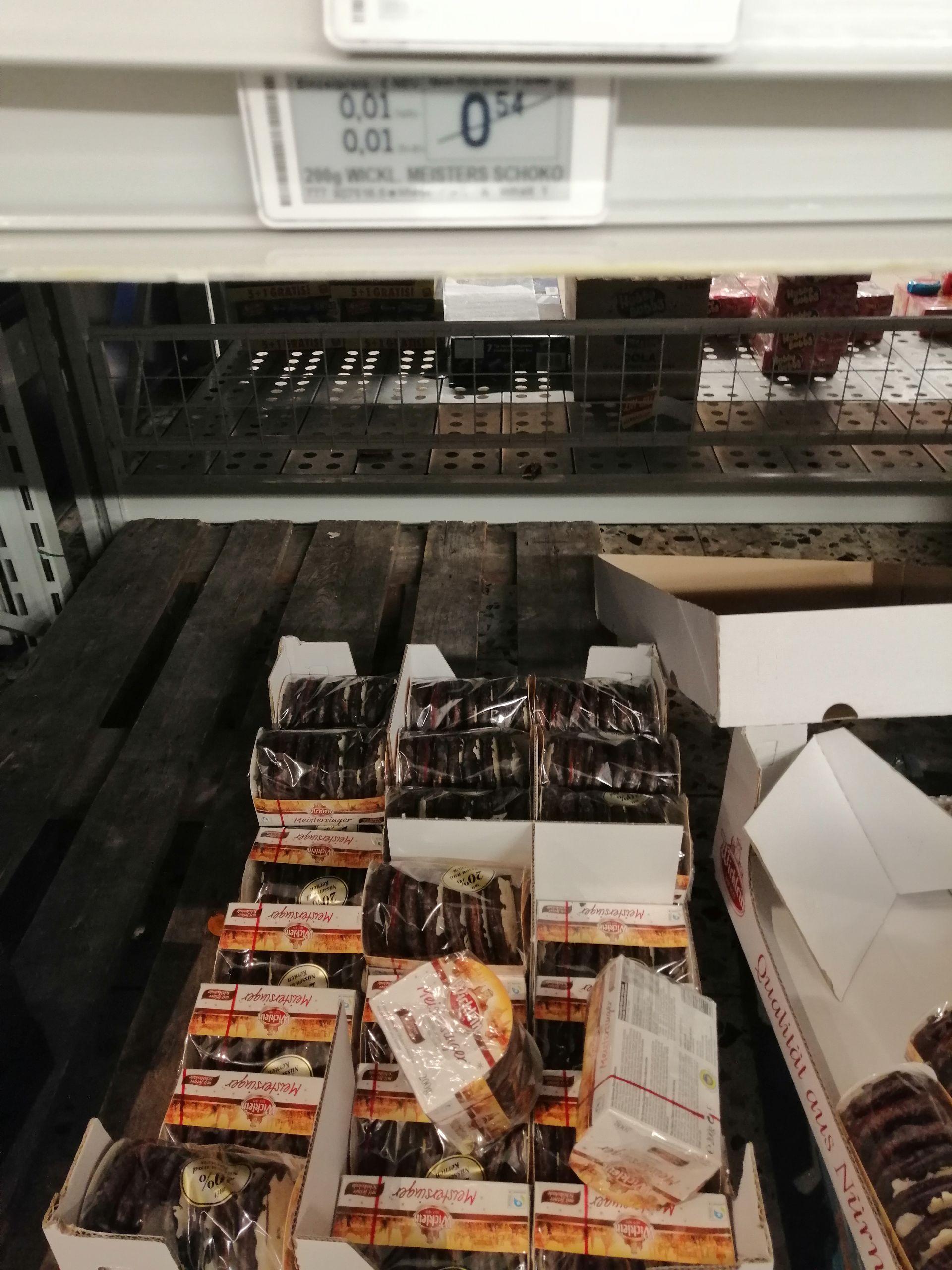 Lebkuchen für 0,01€ bei Metro Köln [Lokal]
