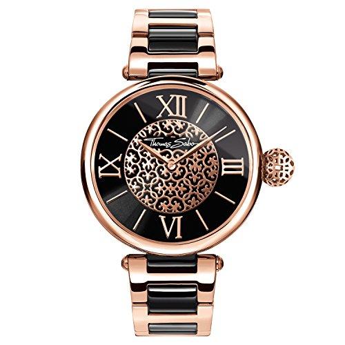 Thomas Sabo Damen Armbanduhren Serie: Karma