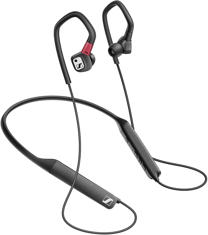 Sennheiser IE 80S BT audiophiler High End Bluetooth In Ear Kopfhörer (Siri, Google Assistant, aptX HD, USB-C, 6h Akku) Schwarz
