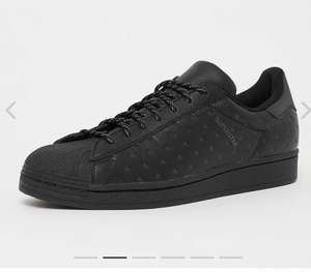 Pharrell Williams Superstar Sneaker viele Größen noch verfügbar