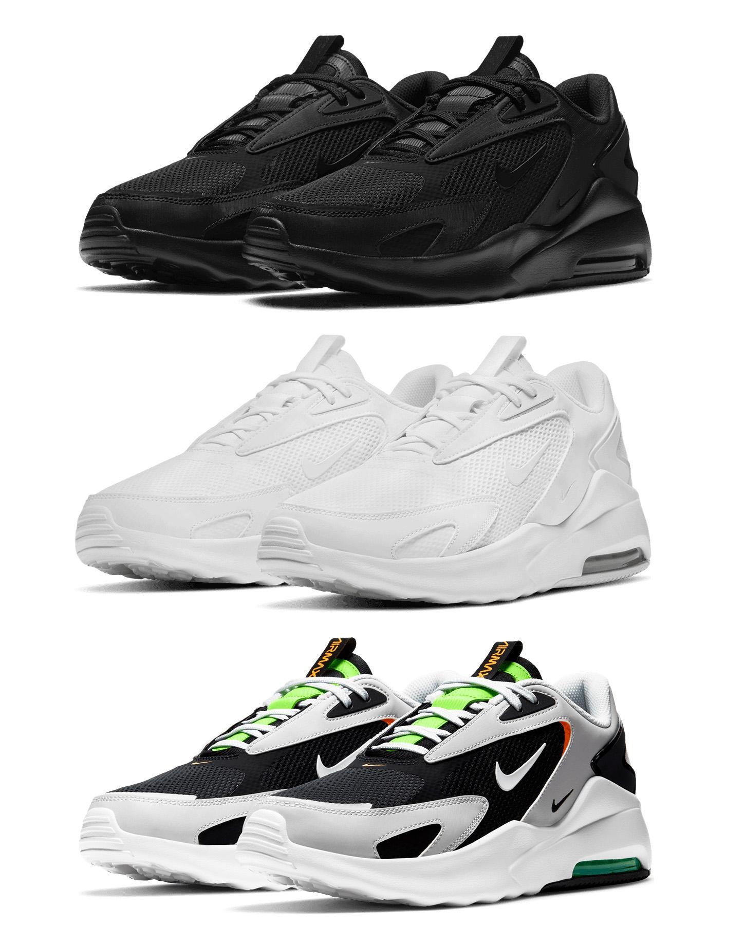 Nike Freizeitschuh Air Max Bolt schwarz (Größen 40 bis 47)
