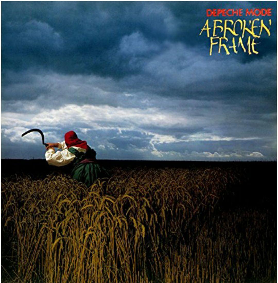 Depeche Mode - A Broken Frame (Vinyl LP)