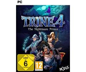 Doppeldeal z.B Trine 4: The Nightmare Prince - [PC] [Saturn Abholung]