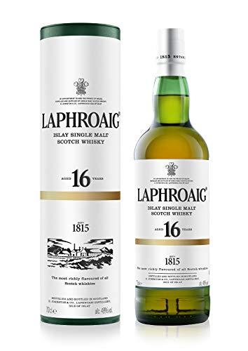 Laphroaig 16 Jahre 80,70€ / Laphroaig Lore 56,99€ (im Spar-Abo) Single Malt Whisky
