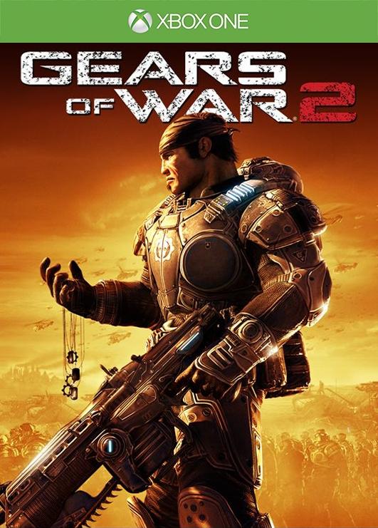 Gears of War 2 (Xbox One / Xbox 360) für 0,59€ (Cdkeys)