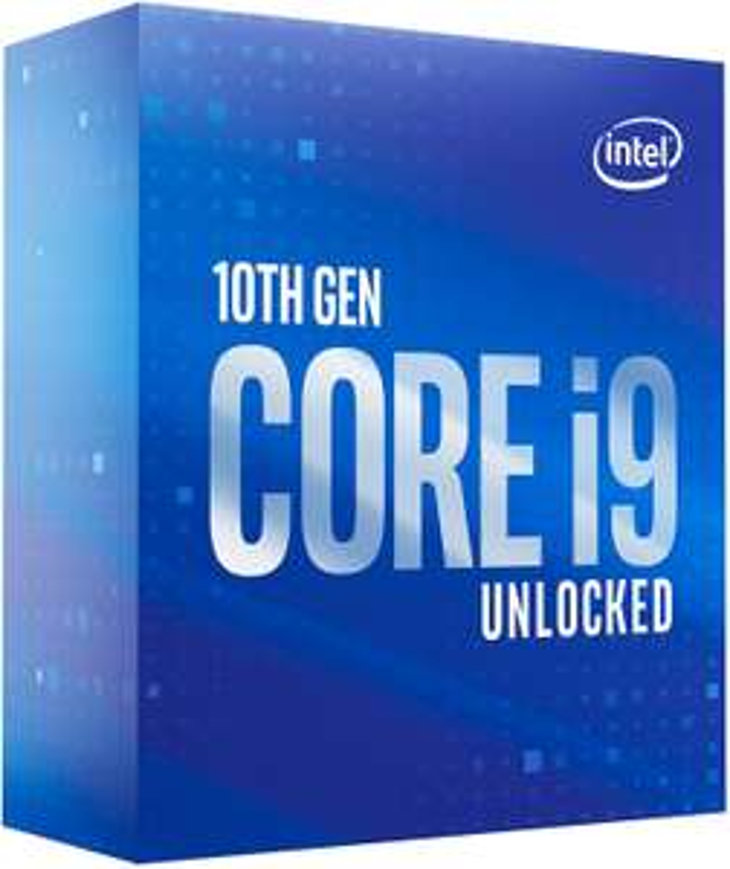 Intel i9 10850K CPU BOX