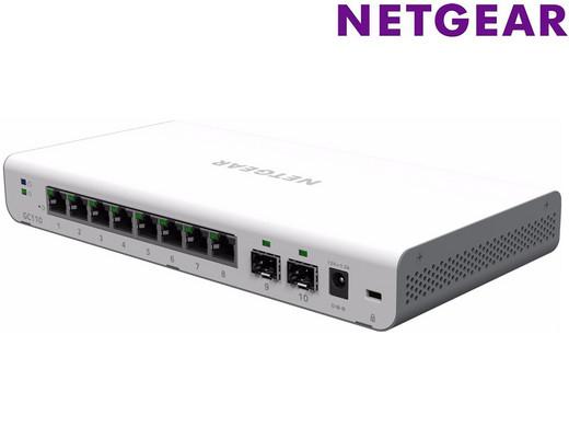 """NETGEAR Sammeldeal z.B. 8-Port-Switch """"GC110"""" für 29.95€, """"GC110P"""" für 49.95€, """"GC510P"""" für 69.95€ + 5,95€ VSK [iBOOD]"""