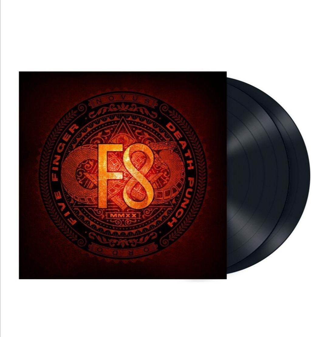 FFDP Five Finger Death Punch - F8 [Prime] Vinyl