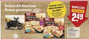 Payback Punkte Post REWE Dr. Oetker All American Pizza 50 fache =25% ggf. Ecoupon bis 28.02.2021