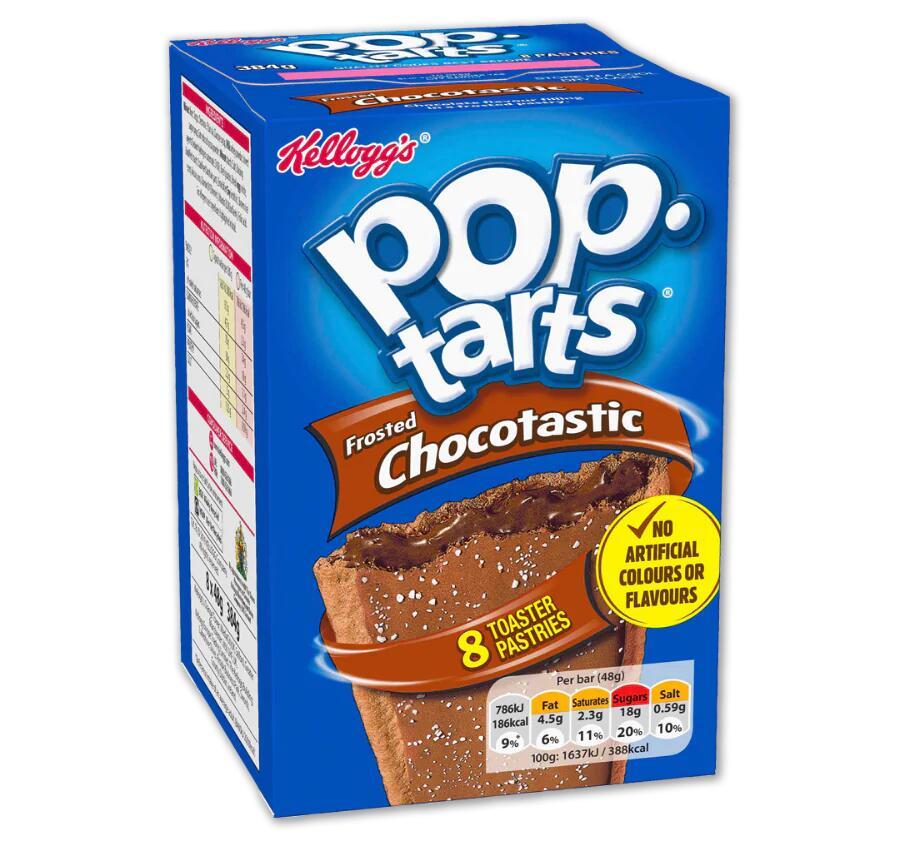 [Penny] KELLOGG'S Pop Tarts Chocotastic & Strawberry Sensation