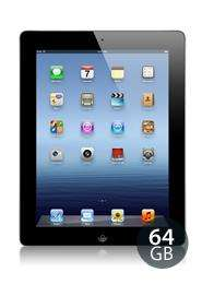 iPad 4 64GB WiFi + Cellular mit Vodafone 5GB Datenflat, auch 16, 32 und 128GB