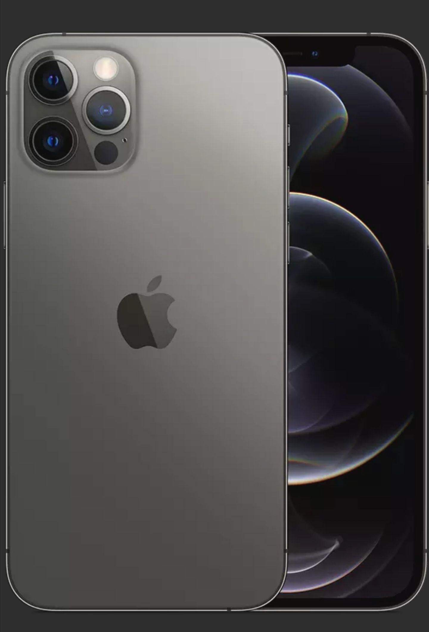 (Diff. Best.) Apple iPhone 12 Pro Max - 128GB - Graphit
