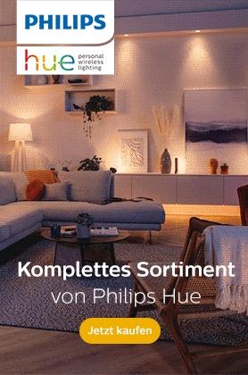 Philips Hue Centris 4 bei Proshop - nur weiß, schwarz teurer