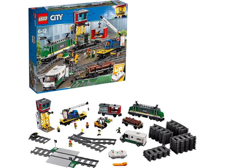 LEGO City 60198 Güterzug für 119,99€ [Mediamarkt]