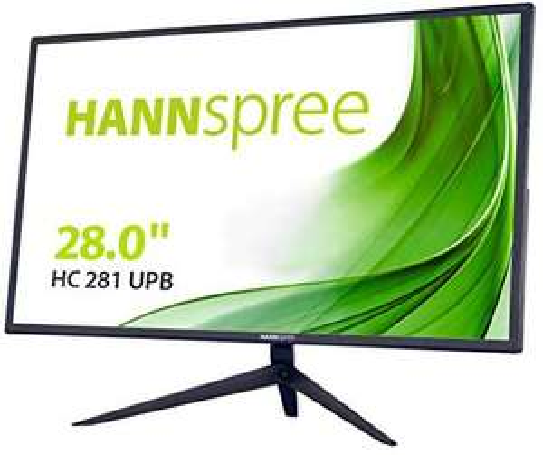 "HANNspree HC281UPB 71,1cm (28"") 4K Ultra HD"