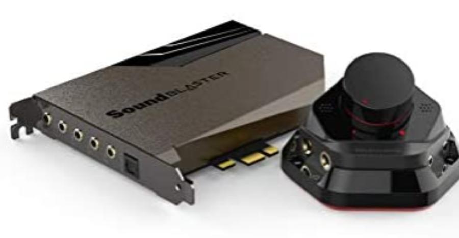 Soundkarte Creative Sound Blaster AE-7
