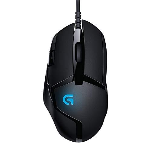Logitech G402 Hyperion Fury Gaming-Maus