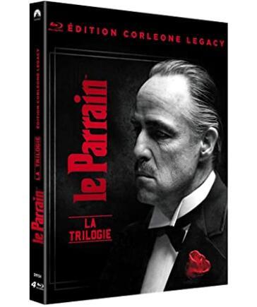 The Godfather Trilogy - Corleone Legacy Edition (Blu-ray) für 17,80€ (Amazon.fr)