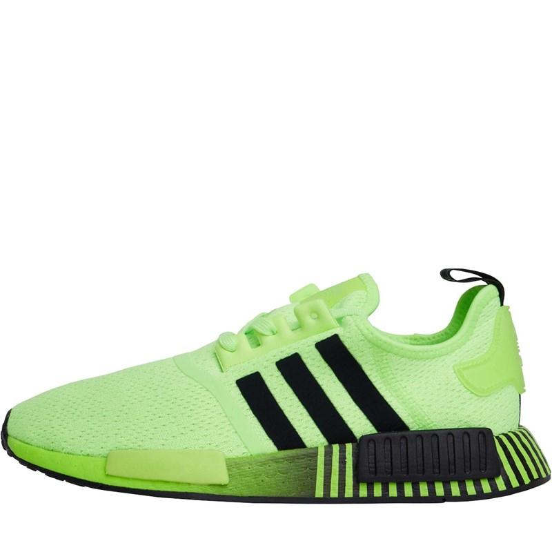 adidas Originals Herren NMD R1 Sneaker Grün Größen 41 bis 46 nur 82,95€ (mandmdirect)