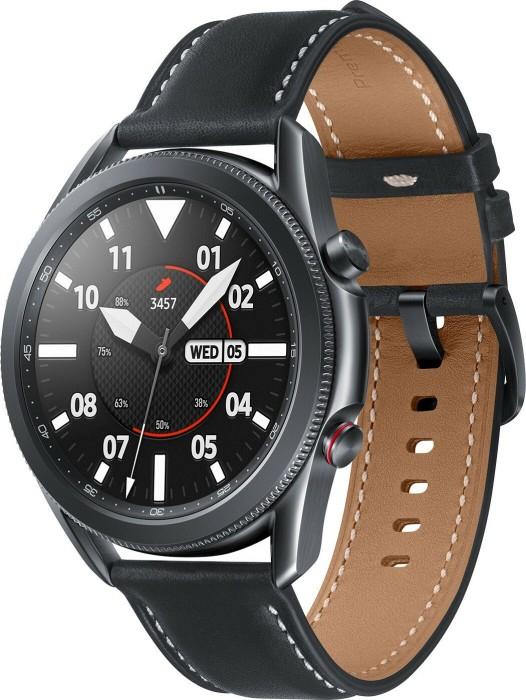 "[eBay+] Samsung Galaxy Watch 3 R840 45mm Mystic Black (1.4"", 360x360, OLED, GPS, SpO2, VO2max, 8GB Musikspeicher, Tizen)"