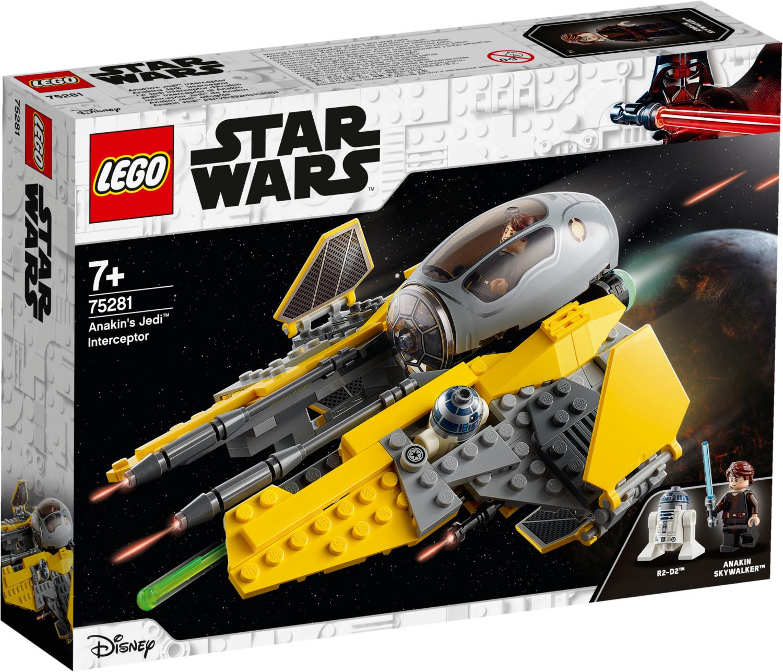 LEGO Star Wars - Anakins Jedi Interceptor (75281) [Prime]
