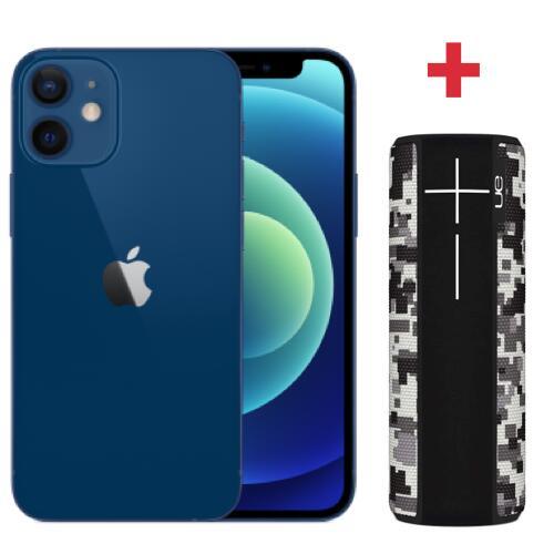 iPhone 12 mini (64 GB) + UE Boom 2 Bluetooth Box für 4,95 € ZZ im Vodafone Smart XL (30 GB LTE/5G, Allnet- & SMS-Flat) für 39,99 € mtl.
