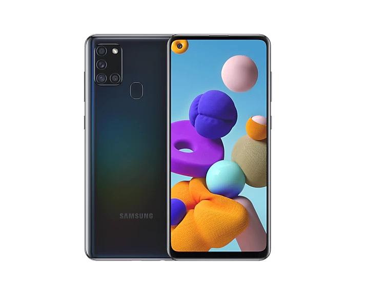 "Samsung Galaxy A21s 6,5"" 128GB Exynos 850 Octa-Core 4GB RAM 5.000mAh Android 10"