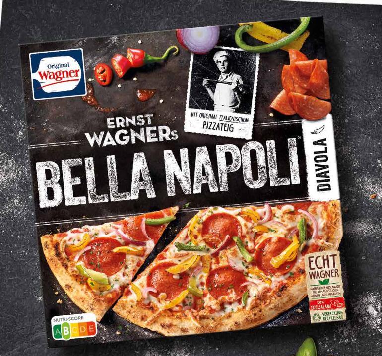 [Wagner] 1€ Rabatt auf Pizza Napoli