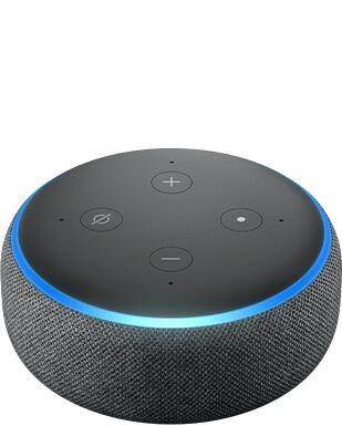 Amazon Echo Dot (3. Generation) und weitere Audioprodukte bei o2 im Sale