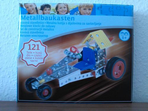 Metallbaukasten - Kaufland - Berlin - Biesdorf-Center