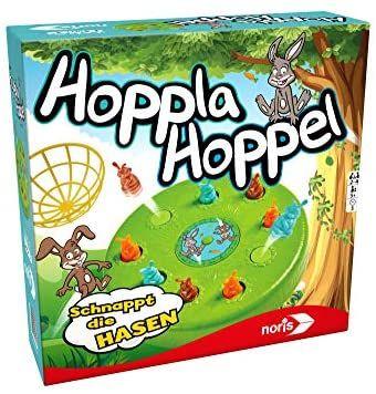 NORIS Hoppla Hoppel & Quack Quack je 8,99€ Geschicklichkeitsspiele Mehrfarbig [Prime & Mediamarkt Abholung]