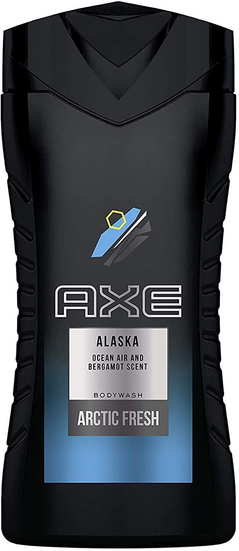 [Prime Sparabo] 5 x AXE Alaska Duschgel (250ml), 1,08€/Flasche