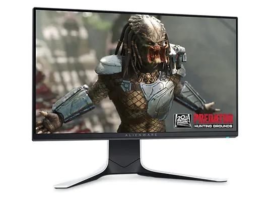 "[STUDENTEN] Alienware 25"" Gaming-Monitor: AW2521HFL, Full-HD, IPS, 240 Hz, G-Sync & FreeSync"